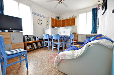 Vente appartement Bray Dunes • <span class='offer-area-number'>55</span> m² environ • <span class='offer-rooms-number'>3</span> pièces