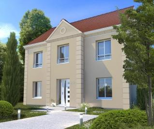 Achat maison+terrain Pontoise • <span class='offer-area-number'>128</span> m² environ • <span class='offer-rooms-number'>6</span> pièces