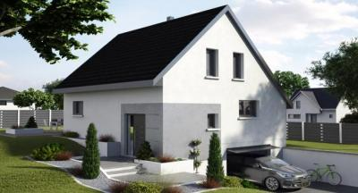 Achat maison+terrain Eschbach au Val • <span class='offer-area-number'>100</span> m² environ • <span class='offer-rooms-number'>5</span> pièces