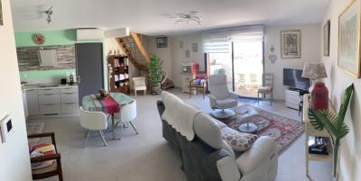 Appartement Canet en Roussillon • <span class='offer-area-number'>88</span> m² environ • <span class='offer-rooms-number'>4</span> pièces