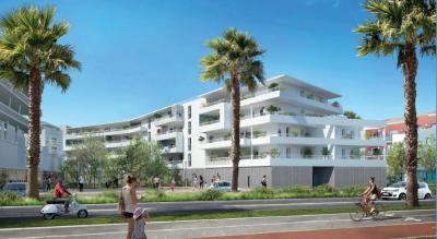 Appartement Canet Plage • <span class='offer-area-number'>70</span> m² environ • <span class='offer-rooms-number'>3</span> pièces