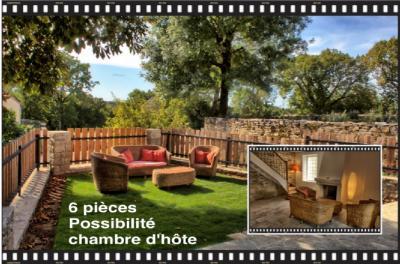 Vente maison Cahors • <span class='offer-area-number'>120</span> m² environ • <span class='offer-rooms-number'>6</span> pièces