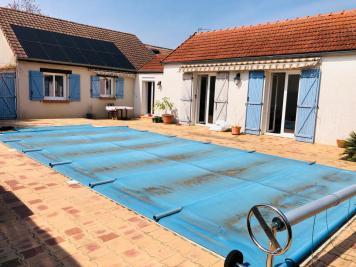 Vente maison La Chapelle St Ursin • <span class='offer-rooms-number'>7</span> pièces