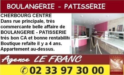 Vente commerce Cherbourg Octeville