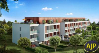 Appartement Le Bouscat • <span class='offer-area-number'>98</span> m² environ • <span class='offer-rooms-number'>4</span> pièces