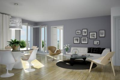 Appartement Metz Tessy • <span class='offer-area-number'>66</span> m² environ • <span class='offer-rooms-number'>3</span> pièces