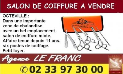 Achat commerce Cherbourg Octeville • <span class='offer-area-number'>36</span> m² environ