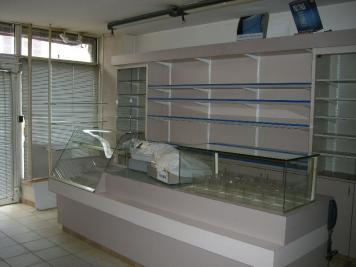 Location commerce Luneville