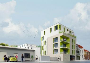 Vente appartement Croix • <span class='offer-area-number'>52</span> m² environ • <span class='offer-rooms-number'>2</span> pièces