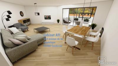 Appartement Bordeaux • <span class='offer-area-number'>109</span> m² environ • <span class='offer-rooms-number'>4</span> pièces
