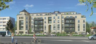 Vente appartement Clamart • <span class='offer-area-number'>42</span> m² environ • <span class='offer-rooms-number'>2</span> pièces