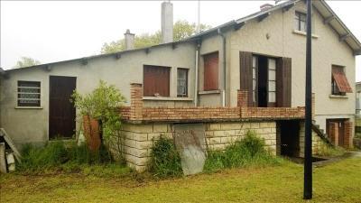 Vente maison Marcais • <span class='offer-area-number'>120</span> m² environ • <span class='offer-rooms-number'>5</span> pièces