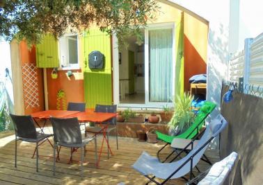 Maison Valras Plage • <span class='offer-area-number'>53</span> m² environ • <span class='offer-rooms-number'>3</span> pièces