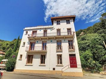 Vente immeuble Amelie les Bains Palalda • <span class='offer-area-number'>146</span> m² environ • <span class='offer-rooms-number'>7</span> pièces