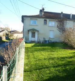 Vente maison St Astier • <span class='offer-area-number'>77</span> m² environ • <span class='offer-rooms-number'>3</span> pièces