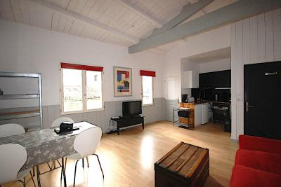 Vente appartement St Martin de Re • <span class='offer-area-number'>41</span> m² environ • <span class='offer-rooms-number'>2</span> pièces