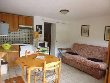 Vente appartement Campan • <span class='offer-area-number'>23</span> m² environ • <span class='offer-rooms-number'>1</span> pièce