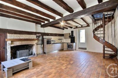 Vente maison St Laurent Nouan • <span class='offer-area-number'>59</span> m² environ • <span class='offer-rooms-number'>3</span> pièces