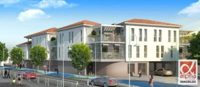 Vente appartement Biganos • <span class='offer-area-number'>66</span> m² environ • <span class='offer-rooms-number'>3</span> pièces