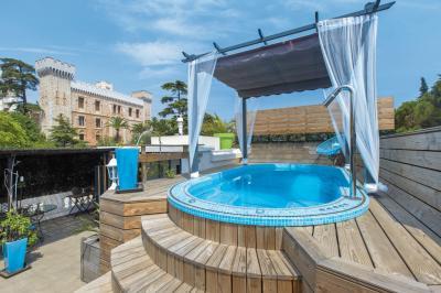 Achat hôtel particulier Nice