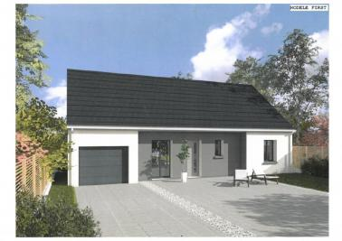 Vente maison+terrain Levet • <span class='offer-area-number'>95</span> m² environ • <span class='offer-rooms-number'>4</span> pièces