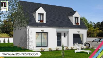 Achat maison+terrain Hericy • <span class='offer-area-number'>109</span> m² environ • <span class='offer-rooms-number'>5</span> pièces