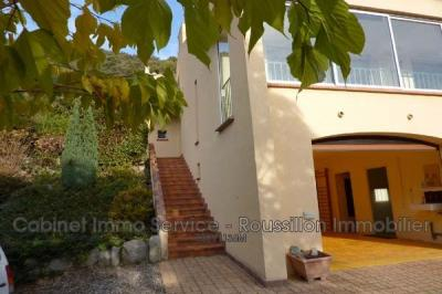 Vente villa Arles sur Tech • <span class='offer-area-number'>165</span> m² environ • <span class='offer-rooms-number'>5</span> pièces