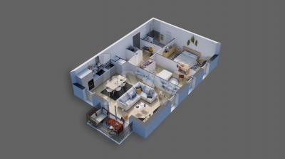 Appartement Montivilliers • <span class='offer-area-number'>61</span> m² environ • <span class='offer-rooms-number'>3</span> pièces