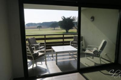 Appartement St Cyprien Plage • <span class='offer-area-number'>32</span> m² environ • <span class='offer-rooms-number'>2</span> pièces