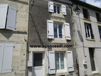 Vente maison St Maixent l Ecole • <span class='offer-area-number'>127</span> m² environ • <span class='offer-rooms-number'>5</span> pièces