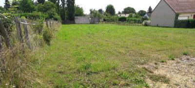 Vente terrain Cerisiers • <span class='offer-area-number'>1 373</span> m² environ