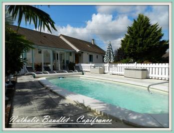 Vente maison Noyen sur Sarthe • <span class='offer-area-number'>166</span> m² environ • <span class='offer-rooms-number'>7</span> pièces