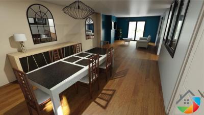 Vente appartement Douai • <span class='offer-area-number'>102</span> m² environ • <span class='offer-rooms-number'>4</span> pièces
