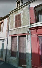 Vente maison Montlucon • <span class='offer-area-number'>63</span> m² environ • <span class='offer-rooms-number'>3</span> pièces