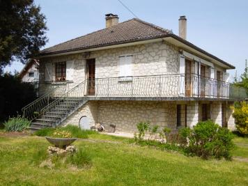 Vente maison Biars sur Cere • <span class='offer-area-number'>120</span> m² environ • <span class='offer-rooms-number'>6</span> pièces