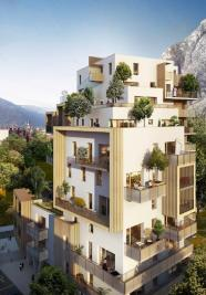 Vente appartement Grenoble • <span class='offer-area-number'>111</span> m² environ • <span class='offer-rooms-number'>5</span> pièces