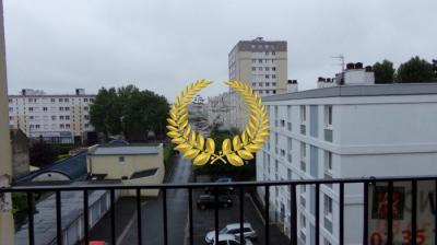 Appartement Le Havre • <span class='offer-area-number'>58</span> m² environ • <span class='offer-rooms-number'>3</span> pièces