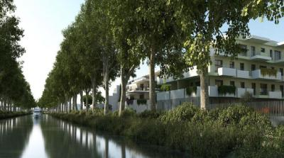 Achat appartement Narbonne • <span class='offer-area-number'>43</span> m² environ • <span class='offer-rooms-number'>2</span> pièces
