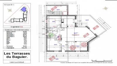 Appartement La Ciotat • <span class='offer-area-number'>102</span> m² environ • <span class='offer-rooms-number'>4</span> pièces