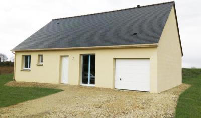Vente maison+terrain La Chapelle des Marais • <span class='offer-area-number'>76</span> m² environ • <span class='offer-rooms-number'>5</span> pièces
