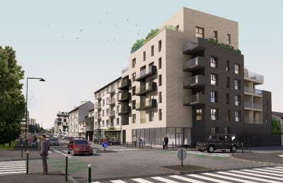 Vente appartement Rennes • <span class='offer-area-number'>39</span> m² environ • <span class='offer-rooms-number'>2</span> pièces