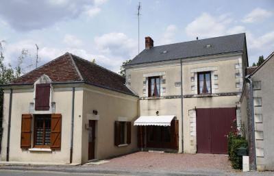 Vente maison Levroux • <span class='offer-area-number'>152</span> m² environ • <span class='offer-rooms-number'>5</span> pièces
