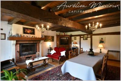 Vente maison Montlucon • <span class='offer-area-number'>149</span> m² environ • <span class='offer-rooms-number'>4</span> pièces
