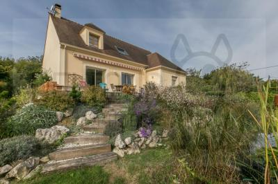 Vente maison Crecy la Chapelle • <span class='offer-area-number'>185</span> m² environ • <span class='offer-rooms-number'>5</span> pièces