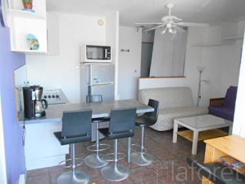 Vente appartement Gruissan • <span class='offer-area-number'>22</span> m² environ • <span class='offer-rooms-number'>1</span> pièce