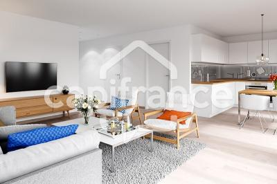 Achat appartement Dijon • <span class='offer-area-number'>66</span> m² environ • <span class='offer-rooms-number'>3</span> pièces