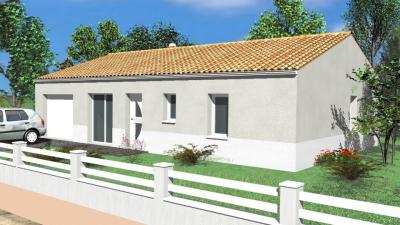 Achat maison St Martin des Tilleuls • <span class='offer-area-number'>84</span> m² environ • <span class='offer-rooms-number'>4</span> pièces