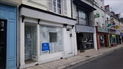 Achat maison Romorantin Lanthenay • <span class='offer-area-number'>90</span> m² environ • <span class='offer-rooms-number'>5</span> pièces