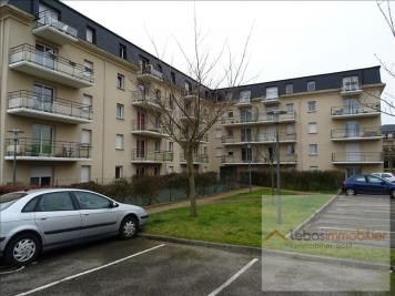 Appartement Yvetot • <span class='offer-area-number'>62</span> m² environ • <span class='offer-rooms-number'>3</span> pièces