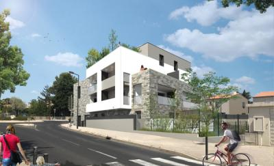 Achat appartement St Mathieu de Treviers • <span class='offer-area-number'>46</span> m² environ • <span class='offer-rooms-number'>2</span> pièces